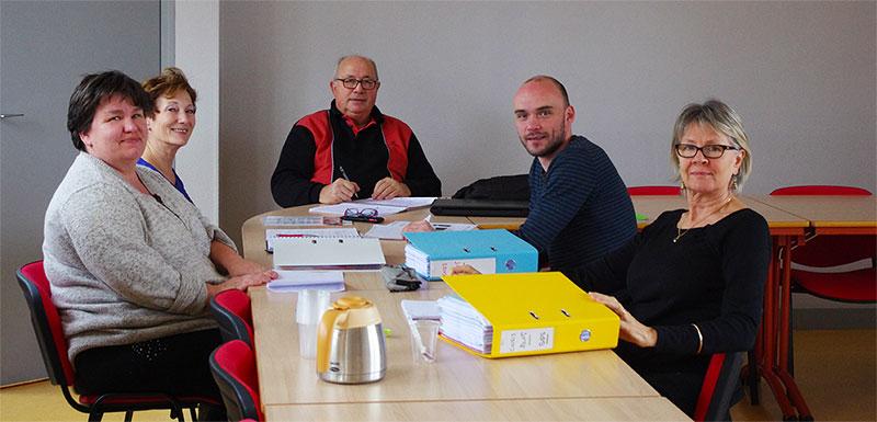 SGS omnisports rencontre  Domninique Lebailly, référent sport de la DDCS