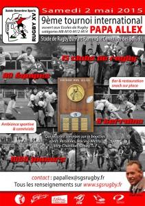 Tournoi Rugby Papa Allex