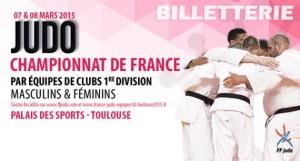 Championnat de France de Judo par équipe Toulouse