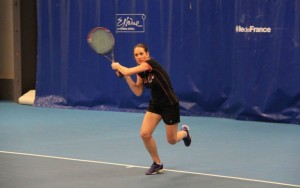 SGS tennis – Victoire des filles en finale des matchs par équipes