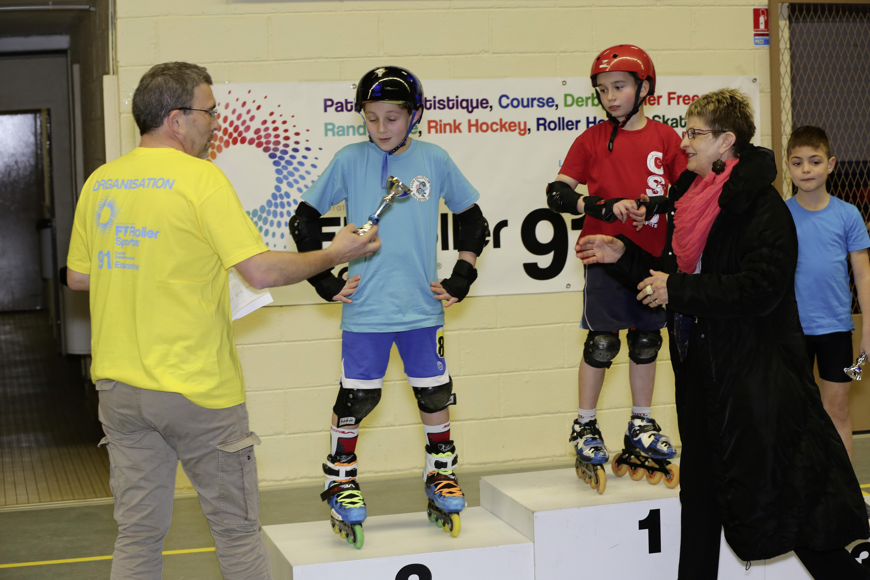 challenge kid's roller